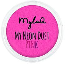 Духи, Парфюмерия, косметика Пудра для ногтей - MylaQ My Neon Dust