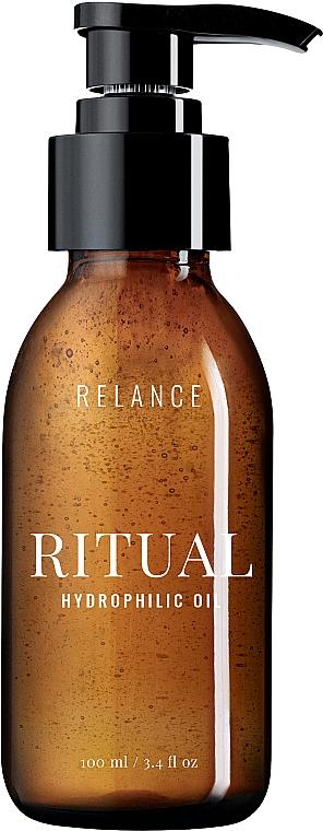 Гидрофильное масло для лица очищающее с миндальным маслом и экстрактом бергамота - Relance Almond Oil + Bergamot Extract Hydrophilic Oil