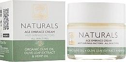 Духи, Парфюмерия, косметика Антивозрастной крем против морщин для лица и шеи - BIOselect Naturals Age Embrace Cream