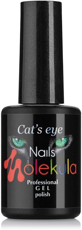 """Гель-лак """"Ефект котяче око хамелеон"""" - Nails Molekula Cat's Eye Chameleon Gel Polish — фото N1"""