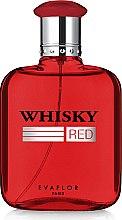 Духи, Парфюмерия, косметика Evaflor Whisky Red For Men - Туалетная вода