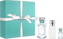 Духи, Парфюмерия, косметика Tiffany & Co Eau De Parfum - Набор (edp/75ml + edp/5ml + b/lot/100ml)