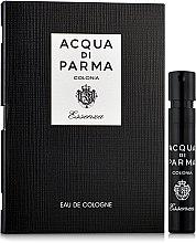 Духи, Парфюмерия, косметика Acqua Di Parma Colonia Essenza - Одеколон (пробник)