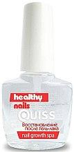 Духи, Парфюмерия, косметика Восстанавливающее средство после гель-лака - Quiss Healthy Nails №15 Nail Growth Spa