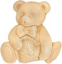 """Духи, Парфюмерия, косметика Глицериновое мыло """"Медвежонок"""" - Bulgarska Rosa Natural Glycerin Fragrant Soap Pooh Teddy Bear"""