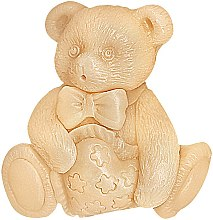 "Духи, Парфюмерия, косметика Глицериновое мыло ""Медвежонок"" - Bulgarian Rose Natural Glycerin Fragrant Soap Pooh Teddy Bear"