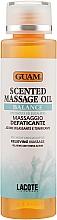 Парфумерія, косметика Ароматизована масажна олія - Guam Scented Massage Oil Balance