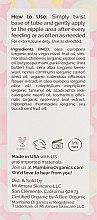 Бальзам для догляду за шкірою сосків з календулою - Mambino Organics Body Care Calendula Nursing Balm — фото N3