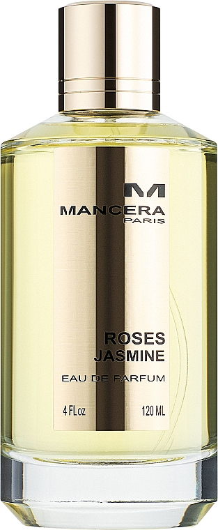 Mancera Roses Jasmine - Парфюмированная вода