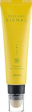 Парфюмированный крем для рук и бальзам для губ 2 в 1 - A'pieu Perfume Signal Hand & Lip Balm Freesia