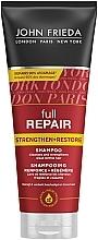 """Духи, Парфюмерия, косметика Укрепляющий восстанавливающий шампунь для волос """"Полное восстановление"""" - John Frieda Full Repair Repair Strengthen & Restore Shampoo"""