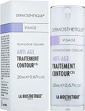 Парфумерія, косметика Клітинно-активний інтенсивний догляд за шкірою навколо очей - La Biosthetique Dermosthetique Traitement Contour Anti-age