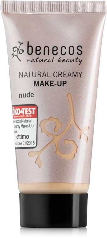 Тональный крем - Benecos Natural Beauty Natural Creamy Make-Up