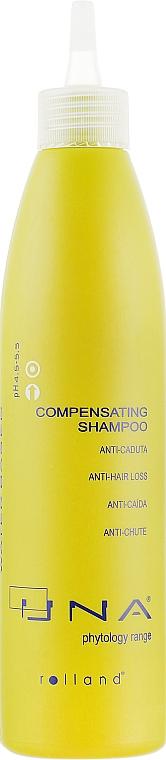 Шампунь для укрепления волос - Rolland Una Compensation Shampoo