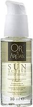 Духи, Парфюмерия, косметика Бустер с аргановым маслом и солнцезащитным комплексом - Or&Argan Sun Active