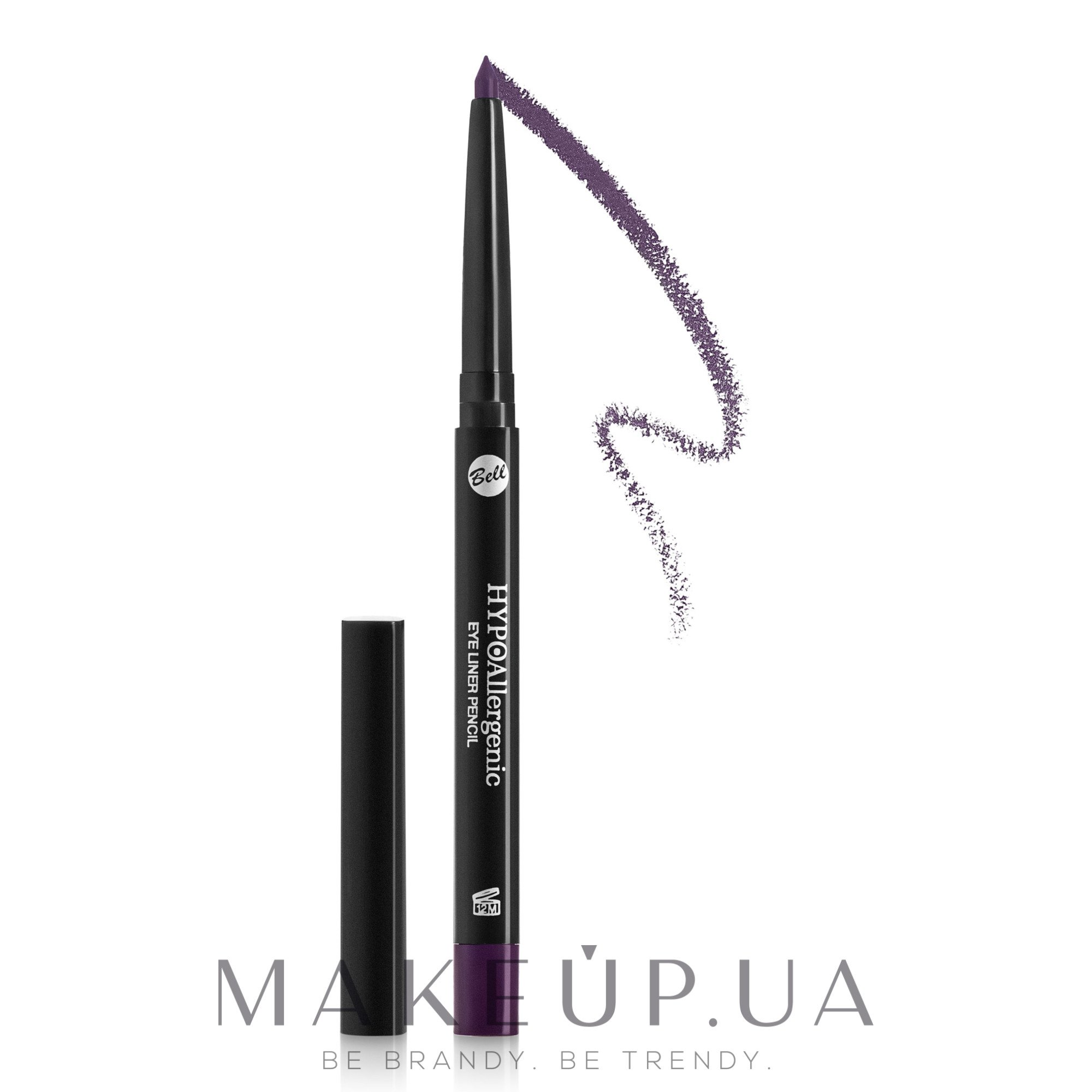 Олівець-стік для очей - Bell HypoAllergenic Eye Liner — фото 40