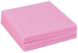 Духи, Парфюмерия, косметика Простыни из спанбонда, в пачках, 0,6х2м, 10шт, розовые - Doily