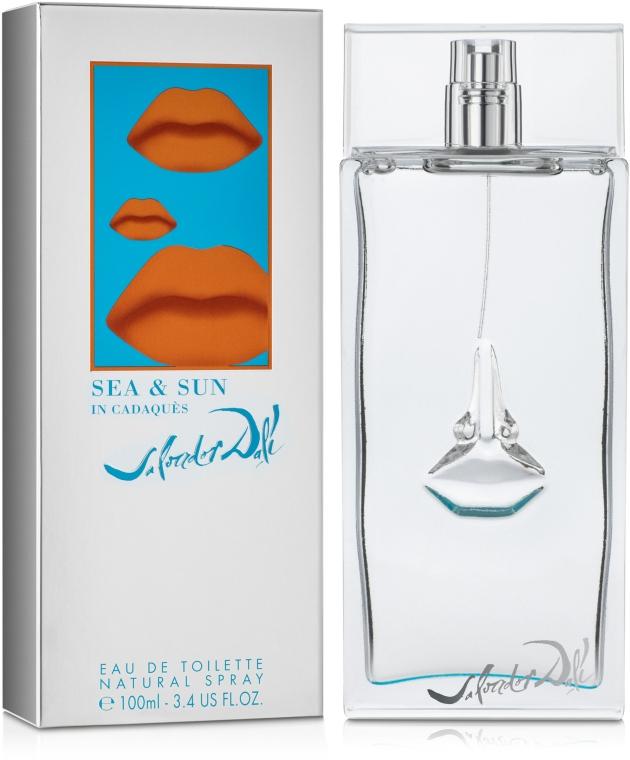 Salvador Dali Sea & Sun in Cadaques - Туалетная вода