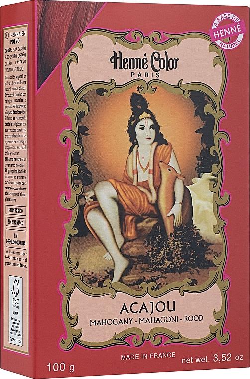 Хна-пудра для волос - Henne Color