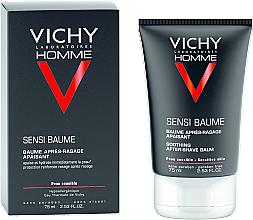 Духи, Парфюмерия, косметика Бальзам после бритья - Vichy Homme Sensi-Baume After-Shave Balm