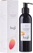 Духи, Парфюмерия, косметика Натуральний лосьон для тела с маслом манго и чиа - Hagi