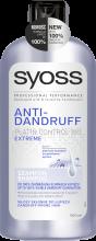 Духи, Парфюмерия, косметика Шампунь против перхоти - Syoss Anti-Dandruff Platin Control 100 Extreme