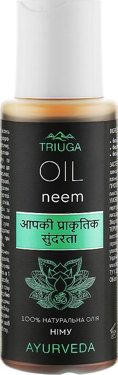 Масло нима - Triuga Ayurveda Neem Oil