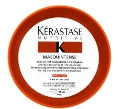 Духи, Парфюмерия, косметика Интенсивная маска для сухих и поврежденных толстых волос - Kerastase Masquintense Irisome Nutritive