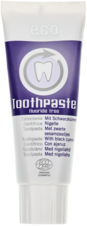Органическая зубная паста - Eco Cosmetics