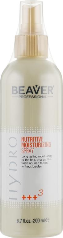 Питательный увлажняющий спрей-кондиционер - Beaver Professional Hydro Conditioner