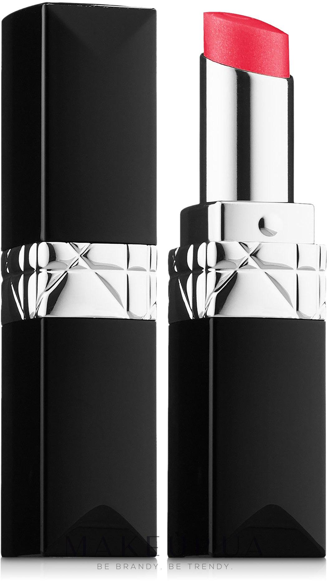 9deaa088977 Помада-бальзам для губ - Christian Dior Rouge Baume — фото 568 - Rose Rose