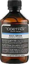 Духи, Парфюмерия, косметика Шампунь против перхоти детоксицирующий - Togethair Equilibrium Shampoo Dandruff