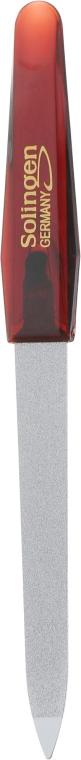Пилочка металлическая для ногтей 06-0522 (150 мм) - Niegelon Solingen