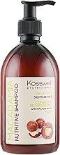 Духи, Парфюмерия, косметика Питательный шампунь - Kosswell Professional Macadamia Nutritive Shampoo Sulfate Free