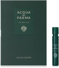 Духи, Парфюмерия, косметика Acqua di Parma Colonia Club - Одеколон (пробник)