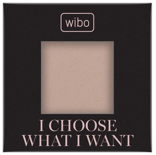 Пудра бронзирующая для лица - Wibo Bronzer I Choose What I Want