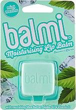 Духи, Парфюмерия, косметика Бальзам для губ - I Love… Balmi Cube Mint Lip Balm
