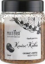 """Скраб для тела """"Кофе и кокос"""" - Mixtura Body Polish — фото N1"""