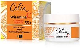 Духи, Парфюмерия, косметика Лифтинг крем на день и ночь 55+ - Celia Vitamin C