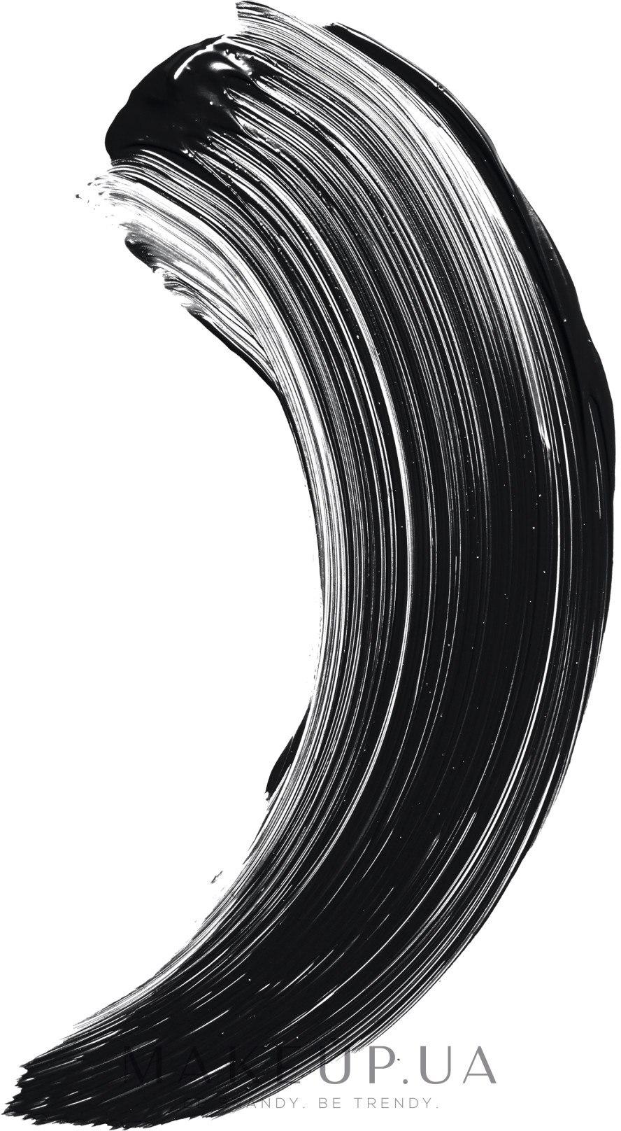 Тушь для ресниц - Maybelline New York Colossal Go Extreme Volum — фото Leather Black