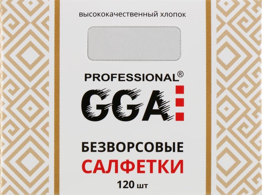 Безворсовые салфетки - GGA Professional