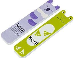 """Парфумерія, косметика Дитячий набір для нігтів 20100278 """"Коала/жабеня"""" - Kodi Professional"""
