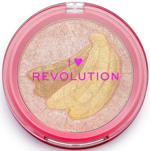 Хайлайтер - I Heart Revolution Fruity Highlighter Banana