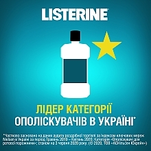 "Ополаскиватель для полости рта ""Свежая мята"" - Listerine — фото N8"