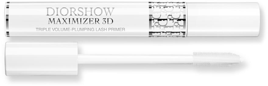 Праймер для ресниц - Dior Diorshow Maximizer 3D Triple Volume Plumping Lash Primer