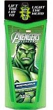 Духи, Парфюмерия, косметика Детский гель для душа - Corsair Marvel Avengers The Hulk Body Wash