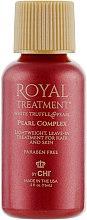 Духи, Парфюмерия, косметика Средство для ухода за волосами и кожей головы - CHI Farouk Royal Treatment by CHI Pearl Complex (мини)