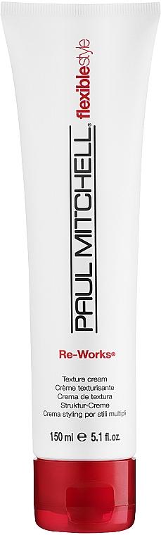 Текстурирующий крем - Paul Mitchell Flexible Style Re-Works