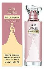 Духи, Парфюмерия, косметика Naomi Campbell Pret a Porter Silk Collection - Парфюмированная вода