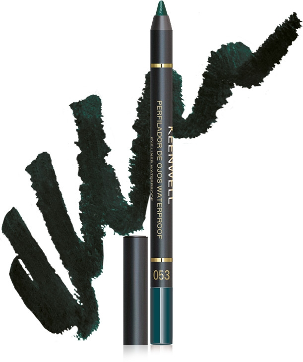 Карандаш для глаз влагостойкий - Keenwell Eye Pencil Waterproof